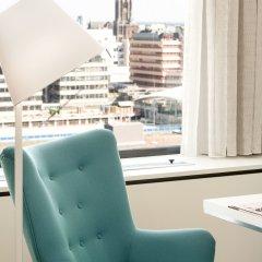 Отель NH Utrecht 4* Улучшенный номер с различными типами кроватей