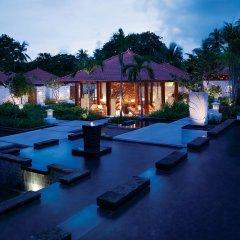 Отель Grand Hyatt Bali ресепшен в спа фото 3