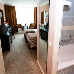 Отель Aquincum Номер Делюкс с различными типами кроватей