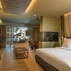 Отель Savoy Saccharum Resort & Spa 5* Люкс с различными типами кроватей