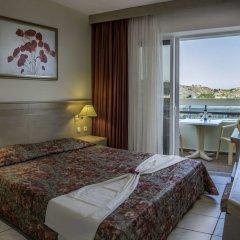 Tylissos Beach Hotel 4* Стандартный номер с различными типами кроватей