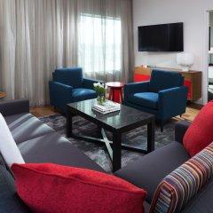 Отель Hyatt Regency Bloomington-Minneapolis Представительский люкс