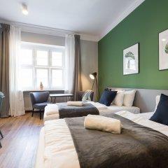 Отель Aparthouse Wozna 11 Old Town 3* Стандартный номер с 2 отдельными кроватями