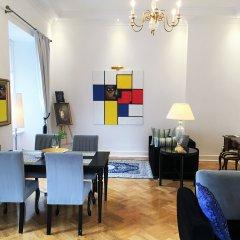 Апартаменты Luxury Apartments MONDRIAN Market Square Люкс повышенной комфортности с различными типами кроватей