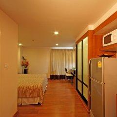 I Residence Hotel Sathorn 3* Номер Делюкс с различными типами кроватей