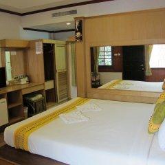 Отель Kata Garden Resort комната для гостей фото 8