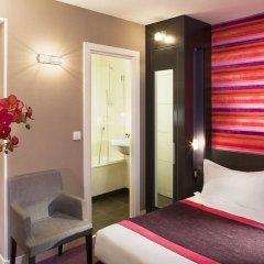 Le Marceau Bastille Hotel 4* Стандартный номер с различными типами кроватей фото 4