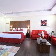 Отель Ramada Encore Kuwait Downtown 4* Люкс с двуспальной кроватью