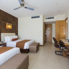 Отель Krystal Urban Cancun 3* Полулюкс с различными типами кроватей