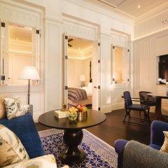 Отель Raffles Singapore 5* Люкс с разными типами кроватей