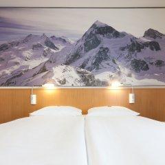 Hotel Basilea Zürich 3* Номер категории Эконом с различными типами кроватей