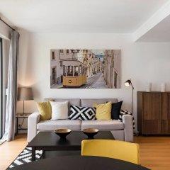 Апартаменты LX4U Apartments - Martim Moniz Апартаменты с различными типами кроватей