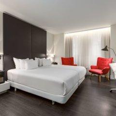 Отель NH Collection Amsterdam Barbizon Palace 5* Улучшенный номер с различными типами кроватей фото 2