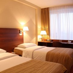 Гостиница Максима Панорама Москва комната для гостей фото 7