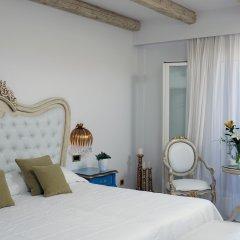 Отель Mitsis Laguna Resort & Spa 5* Номер Twin с видом на море с различными типами кроватей