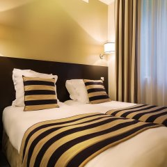 Отель Arc Elysées 3* Стандартный номер с различными типами кроватей