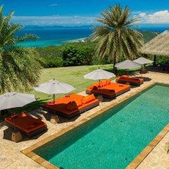 Отель Villa Katrani Самуи открытый бассейн