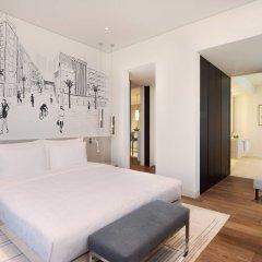 La Ville Hotel & Suites CITY WALK, Dubai, Autograph Collection 5* Стандартный номер с 2 отдельными кроватями