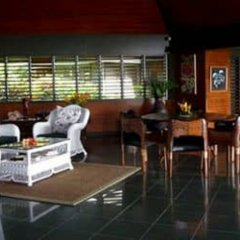 Отель Taveuni Island Resort And Spa 4* Вилла Делюкс с различными типами кроватей