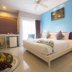 Отель The Beach Boutique House 3* Люкс с различными типами кроватей