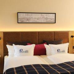 Hotel Blauer Bock комната для гостей фото 5