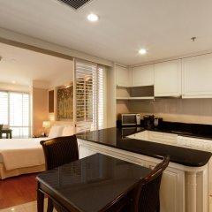 Grande Centre Point Hotel Ratchadamri 5* Люкс с различными типами кроватей фото 4