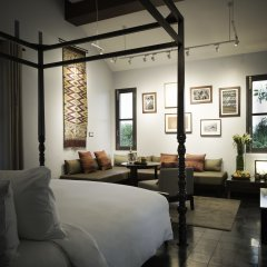 Отель Sofitel Luang Prabang 5* Представительский люкс с различными типами кроватей