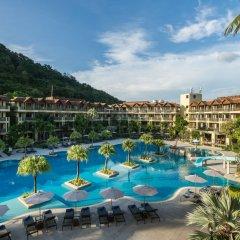Отель Phuket Marriott Resort & Spa, Merlin Beach открытый бассейн фото 3
