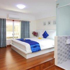 Blue River Hotel 3 2* Стандартный номер с различными типами кроватей