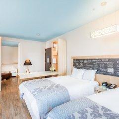 Отель TRYP By Wyndham Times Square South 4* Номер категории Премиум с различными типами кроватей