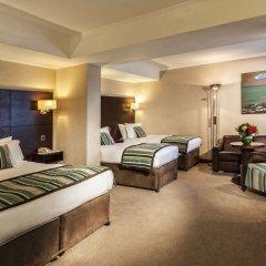 Danubius Hotel Regents Park 4* Стандартный номер с различными типами кроватей