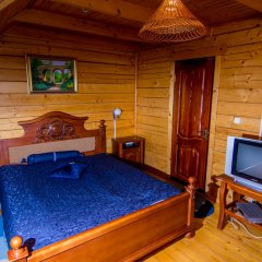 Гостиница Отельно-оздоровительный комплекс Скольмо 3* Стандартный номер двуспальная кровать