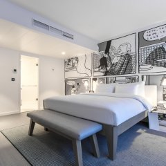 Отель Radisson RED Brussels комната для гостей фото 4
