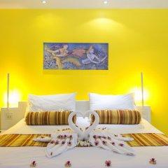 Отель Tuana The Phulin Resort 3* Стандартный номер с разными типами кроватей