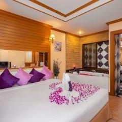 Отель Bangkok Residence 2* Номер Делюкс с двуспальной кроватью