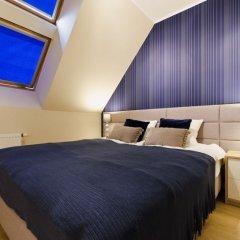 Апартаменты Apartments Wroclaw - Luxury Silence House Улучшенные апартаменты с 2 отдельными кроватями