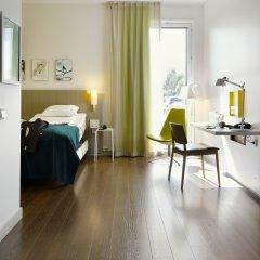 Отель Scandic Oslo Airport 4* Стандартный номер с различными типами кроватей