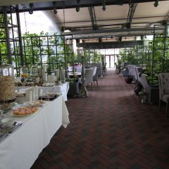 Гостиница Кебур Палас буфет фото 3