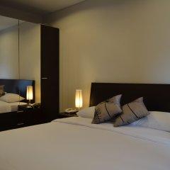 Апартаменты Bangkok Living Apartment 3* Улучшенный номер
