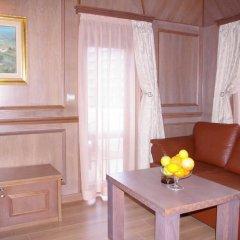 Отель Alpin 4* Номер Делюкс