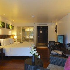 Отель Le Meridien Phuket Beach Resort комната для гостей фото 3