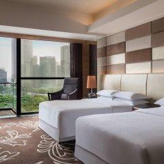 Sheraton Shunde Hotel 4* Представительский номер с различными типами кроватей
