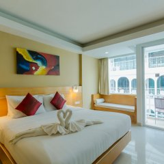 Aspery Hotel 3* Улучшенный номер с различными типами кроватей