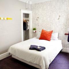 Отель USA Hostels San Francisco Улучшенный номер с различными типами кроватей
