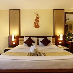 Отель Duangjitt Resort, Phuket 5* Номер Премиум с различными типами кроватей фото 2