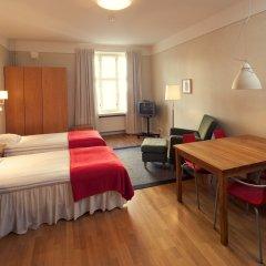 Отель Hellsten Helsinki Parliament 3* Студия с 2 отдельными кроватями