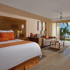 Отель Secrets Aura Cozumel - All Inclusive 4* Стандартный номер с различными типами кроватей