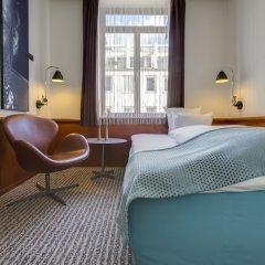 Best Western Plus Hotel City Copenhagen 4* Улучшенный номер с различными типами кроватей