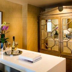 Отель Crowne Plaza Los Angeles-Commerce Casino 4* Люкс с различными типами кроватей