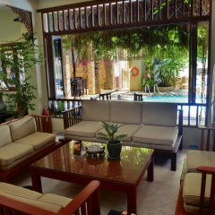 Отель La Vintage Resort внутренний интерьер